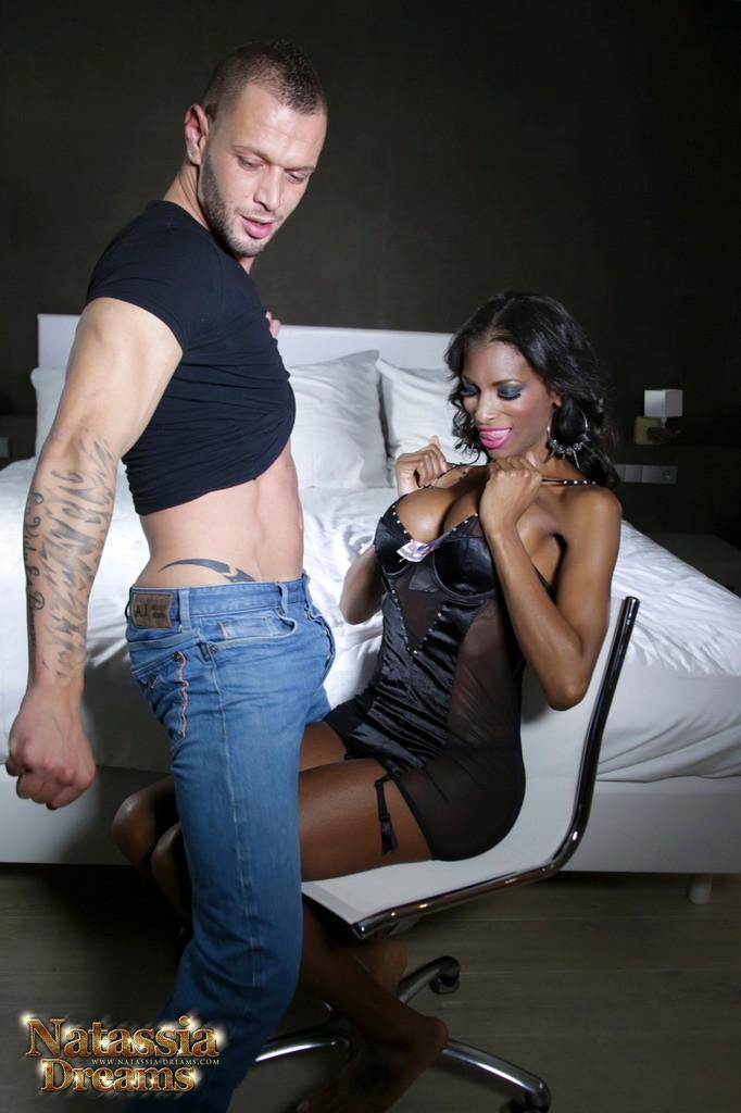 Black Beauty Natassia Banging
