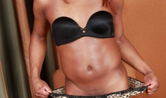 Black Trannies Set 1040