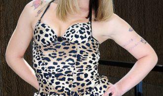 Blonde Feminine TGirl Babe