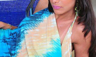 Curvy Latin T-Girl Incredible