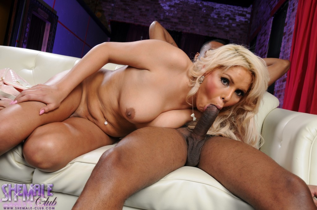 Fantastic Marjorie Takes A Black Dick