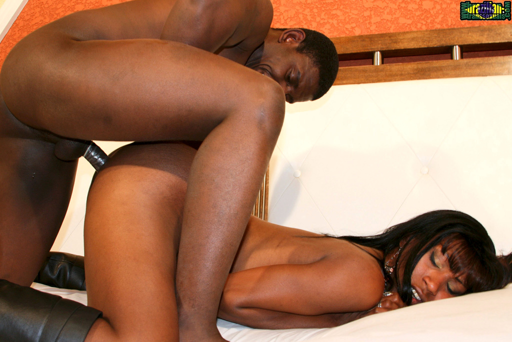 Karoline And Hunter. Hung Black Stud Destroys A Arousing Black Shema