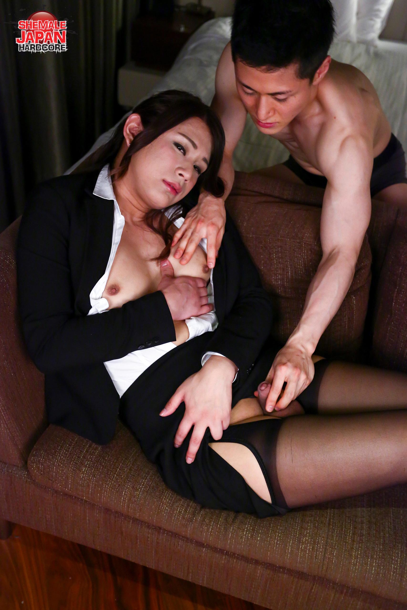 Makoto Nanese Craves Raw Dick!