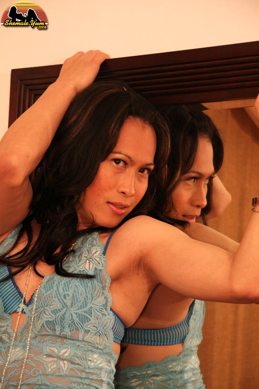 Ny Cs Mayumi Is A Skinny Thai Femboy Turning Heads In The