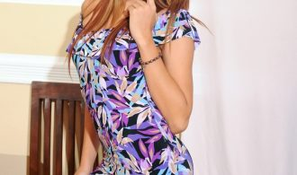 Samantha Is A Steamy And Filthy Girl With A Racy Skinny Body.