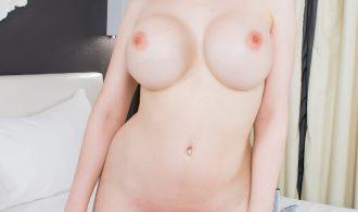 Suggestive Sarina Valentina Desires Her Buttplug!