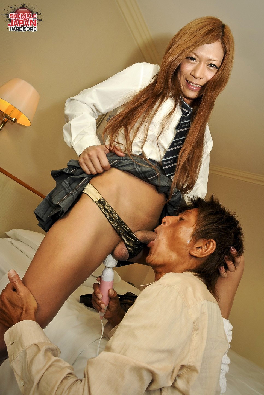 T-Girl Japan Rough Set 106