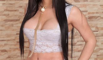 The Provoking Transsexual Danna Placio Has Some Solo Fun!