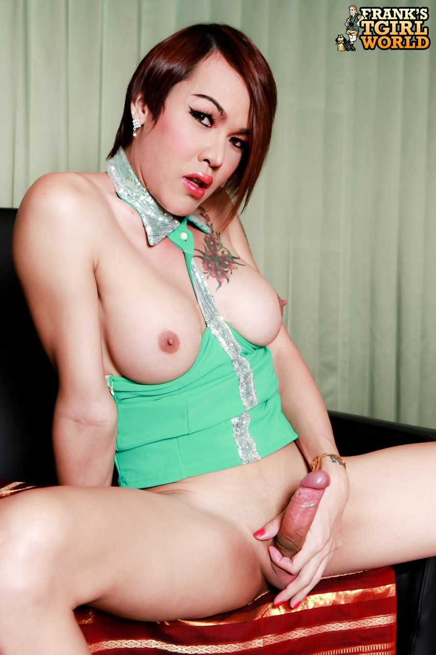 Tinny Has A Gorgeous Supple Body, Enormous Tits, A Great Ass-Hole And