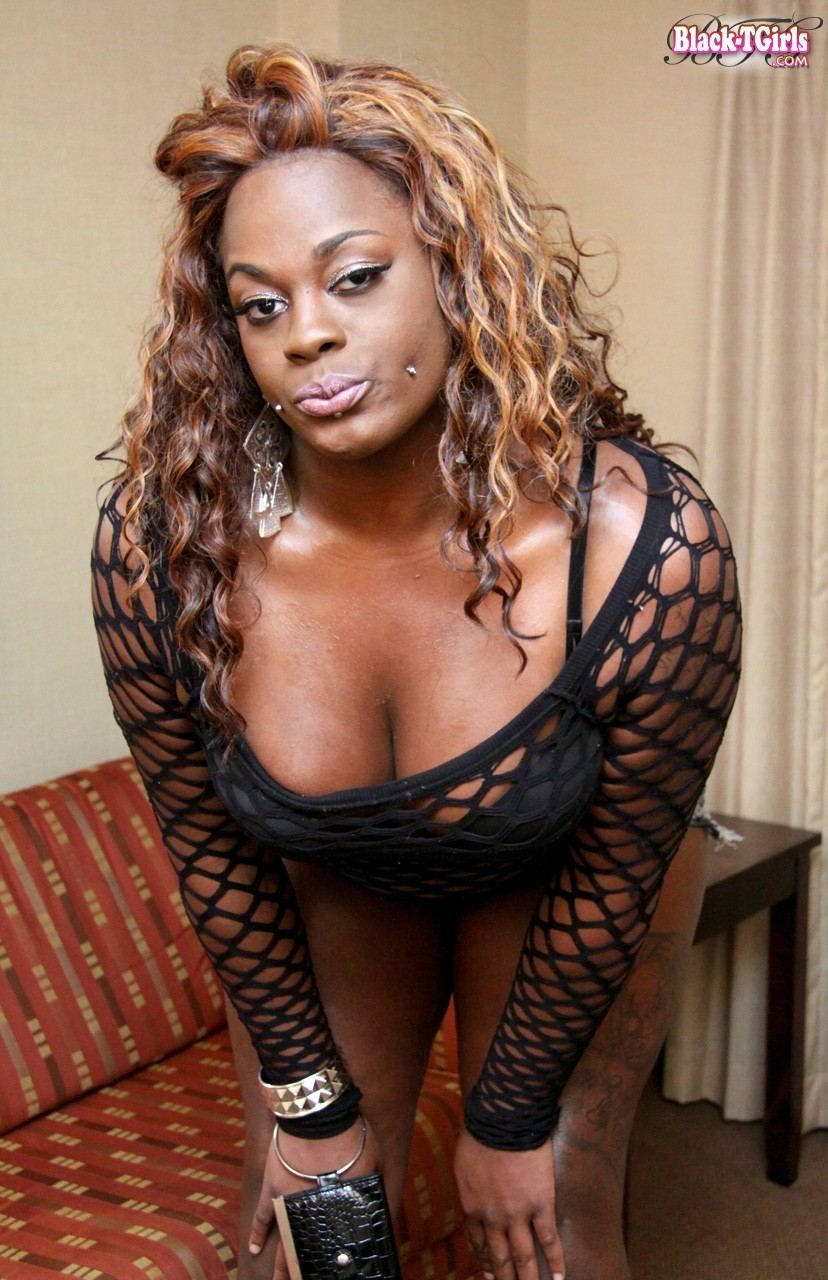 Oliyah Marie Is Another Black Ladyboy I Was Introduced To Thro