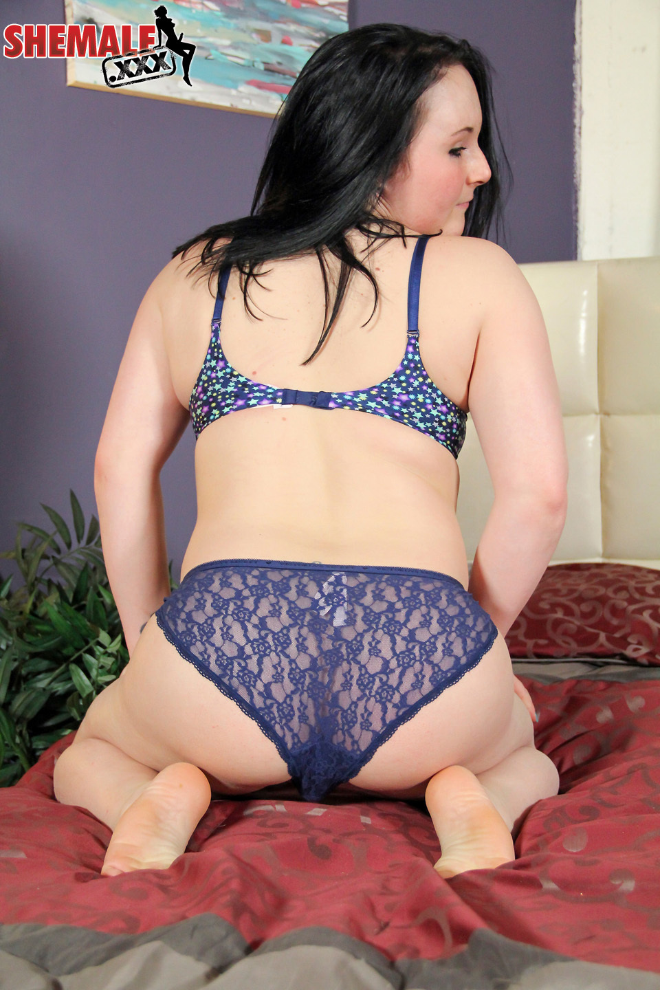 Suggestive Nice Alyssah Adams Is Back And She Is Horny! This Suggestive